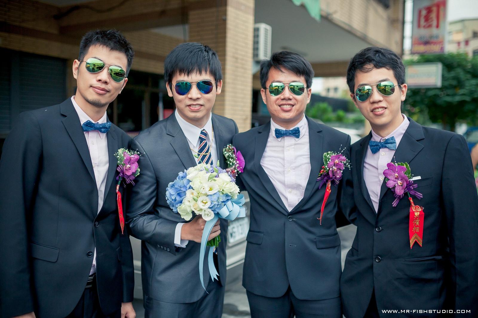 【Wedding】柔葳+育成婚禮