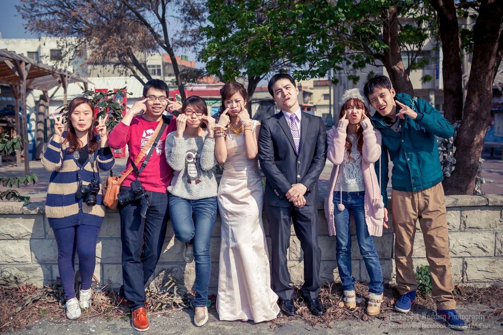 【Wedding】小鳳+文雄文定