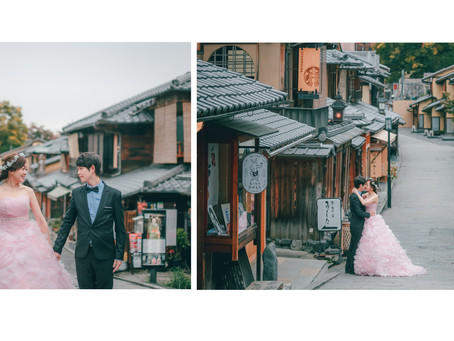 【2017日本關西京都海外婚紗_Weida&Ling】