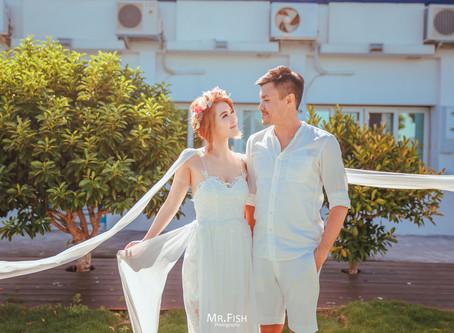 【Wedding】Kafirlah & Sanlia