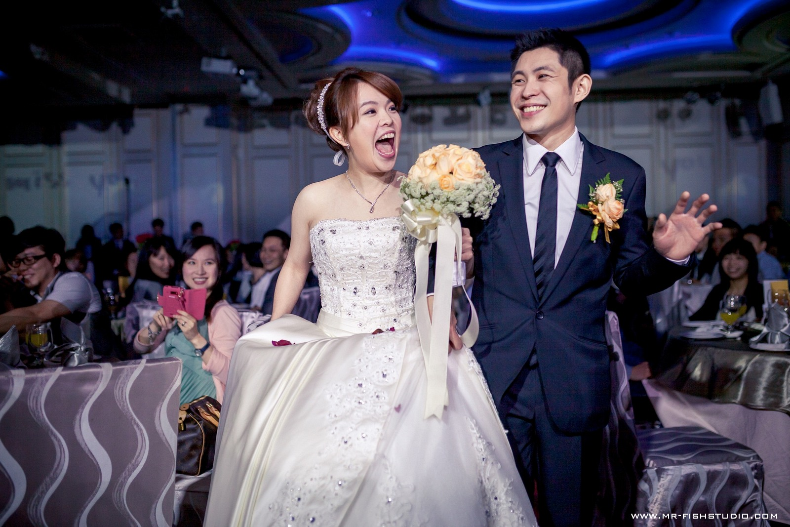 【Wedding】芳妤+俊翰婚禮精選