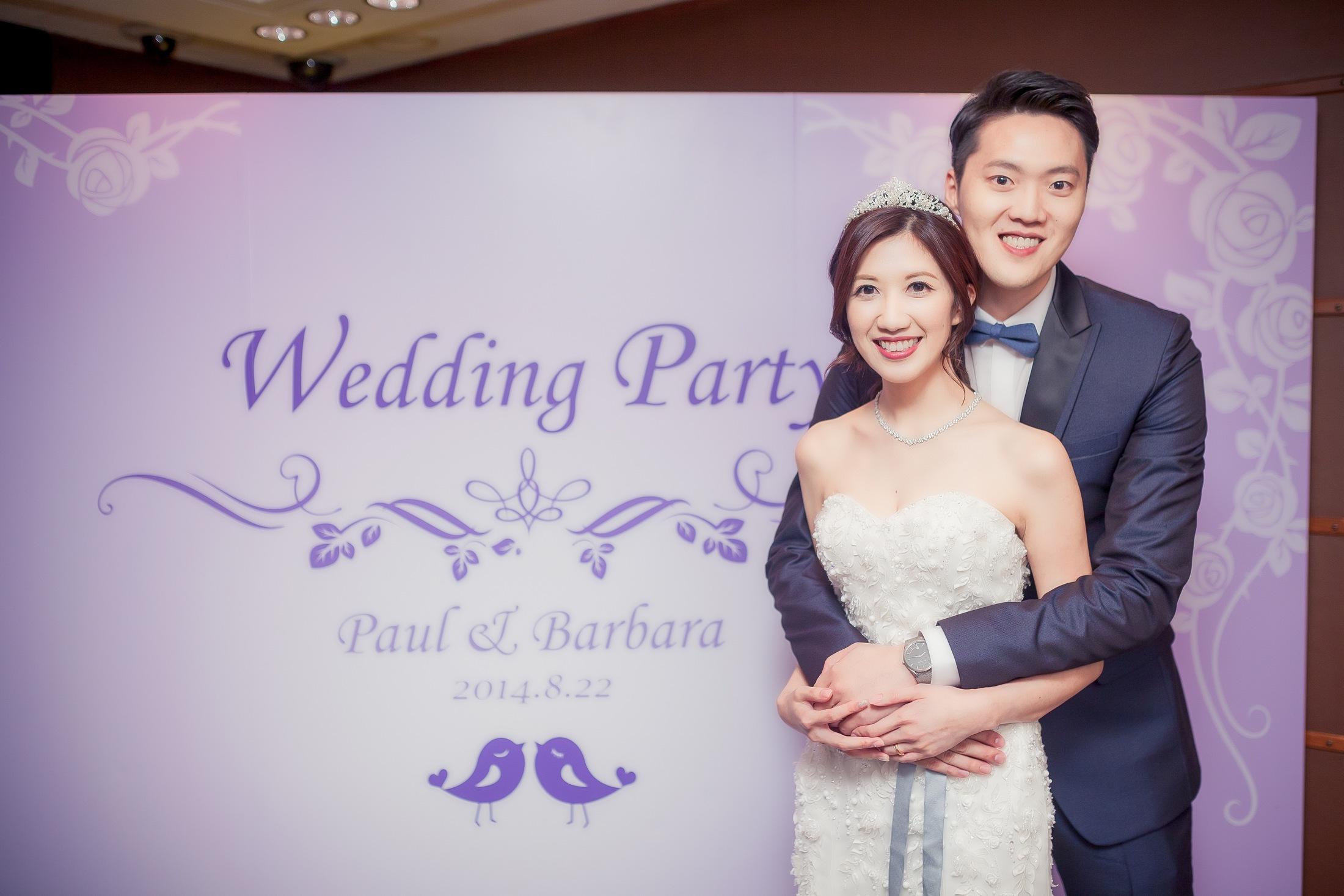 【Wedding】Barbara+ Paul collection2