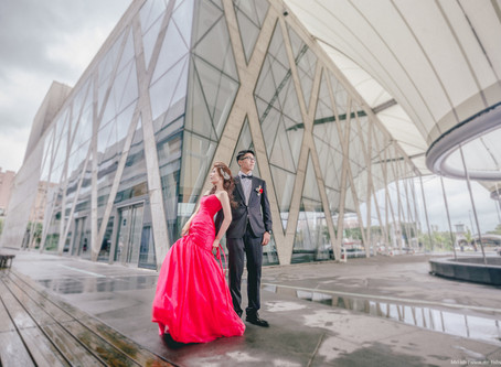 【Wedding】敏愿+虹慧