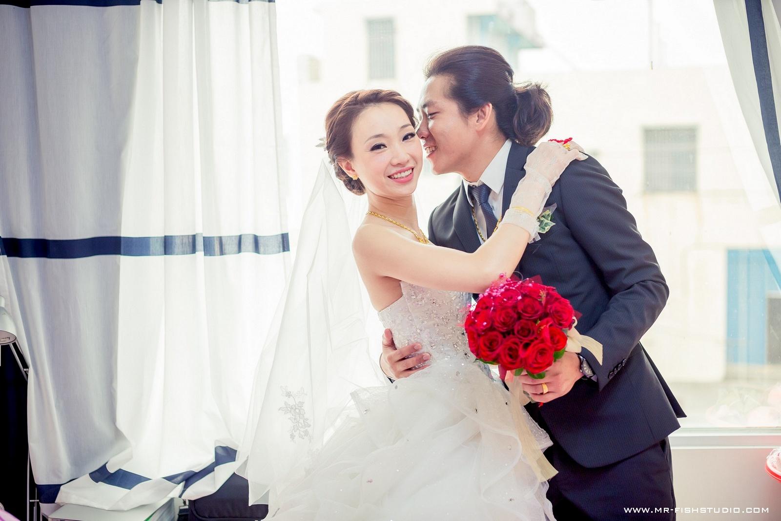 【Wedding】洺軍+婉君婚禮大喜