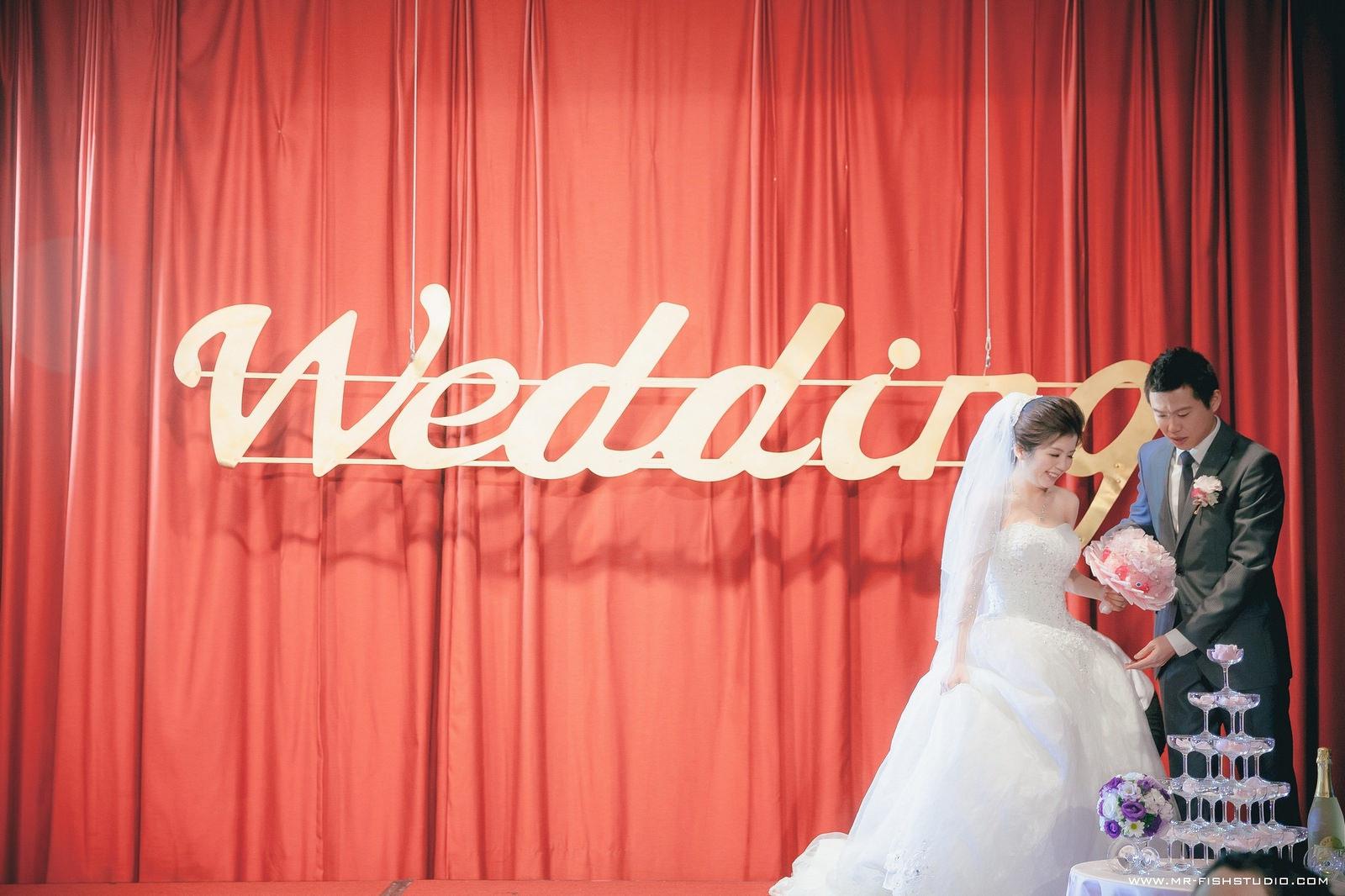 【Wedding】亞蓁+裕超
