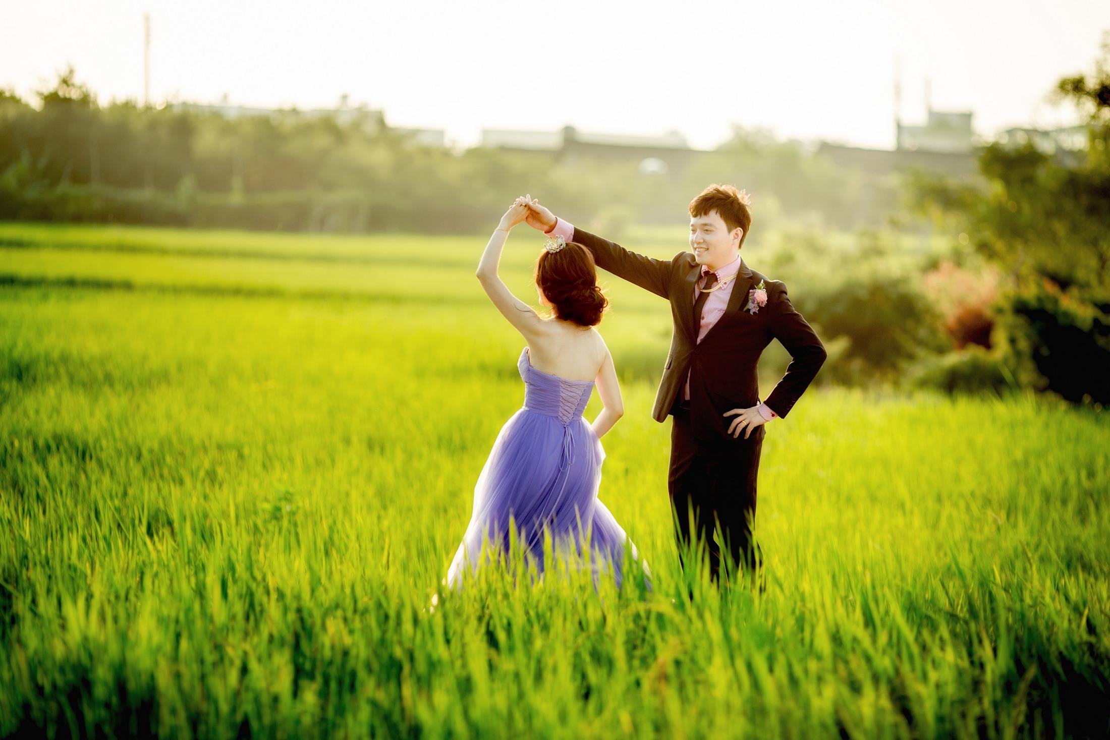 【Wedding】Vivian+Su