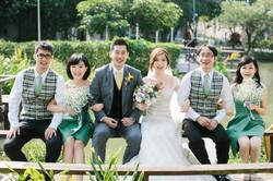 Mango Wedding Studio 新秘/捧花