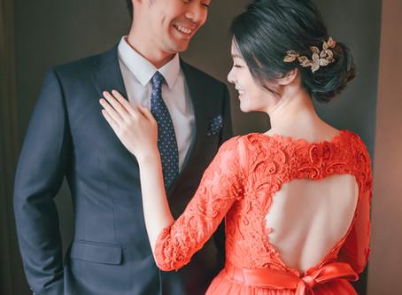 【Wedding】渝 & 賢