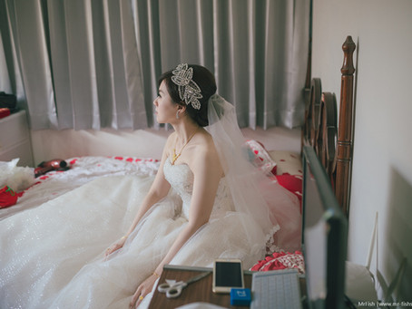 【Wedding】Eric +Jade
