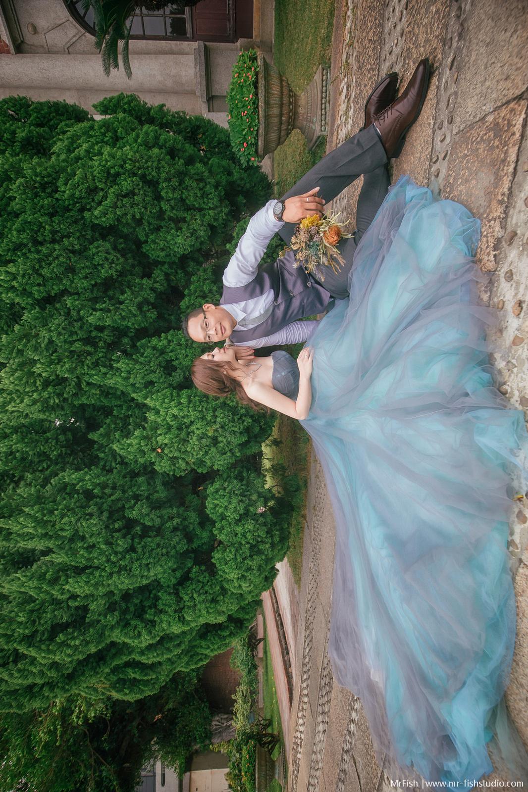 【Wedding】魚皮+厚片