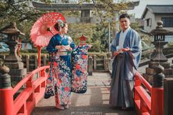 【2018京都海外婚紗】南哥&美麗