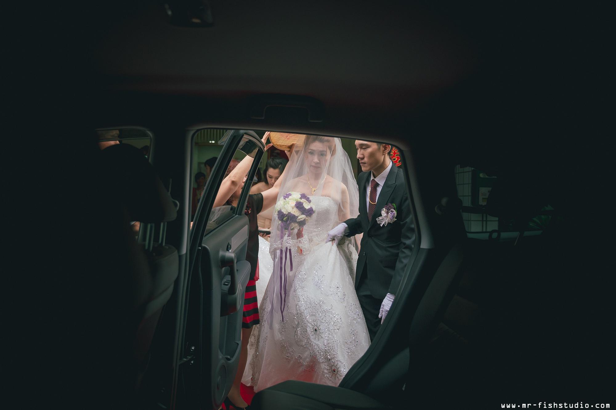 【Wedding】大雄+靜玫