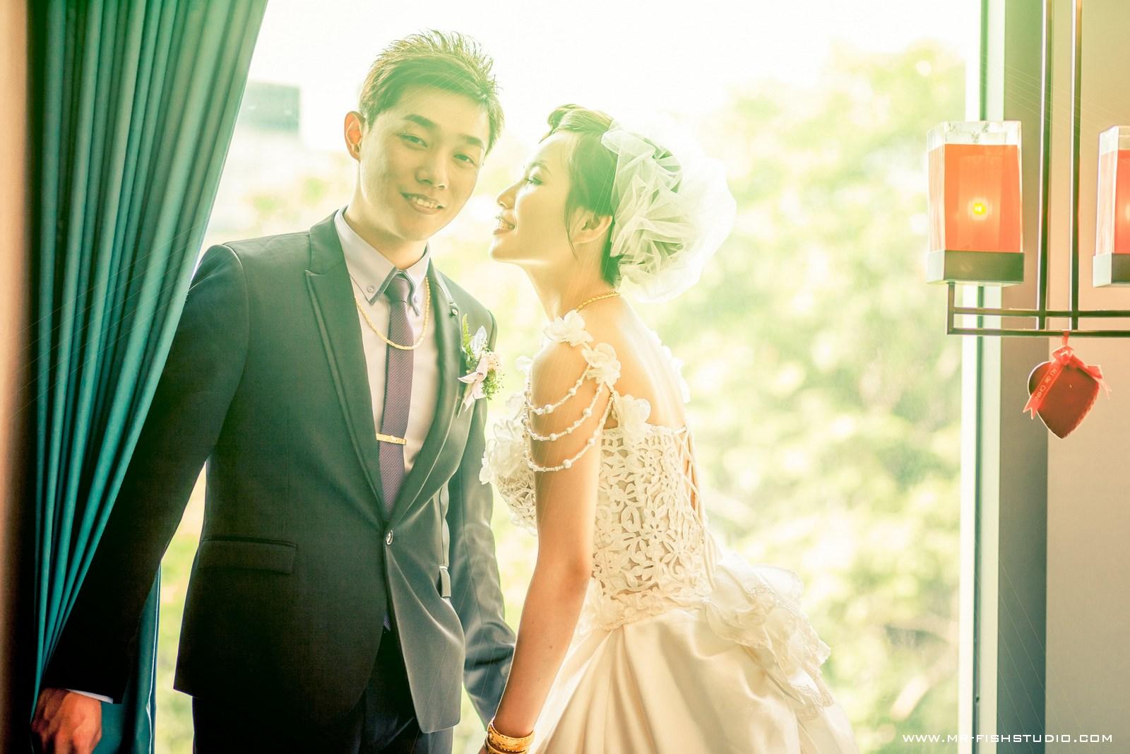 【Wedding】國豪+華珍婚禮