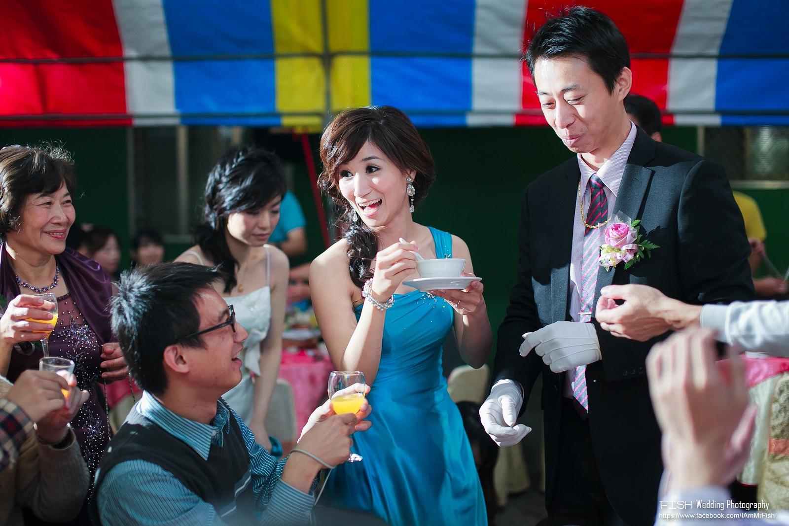 2012.12晏彰&雅芬婚禮