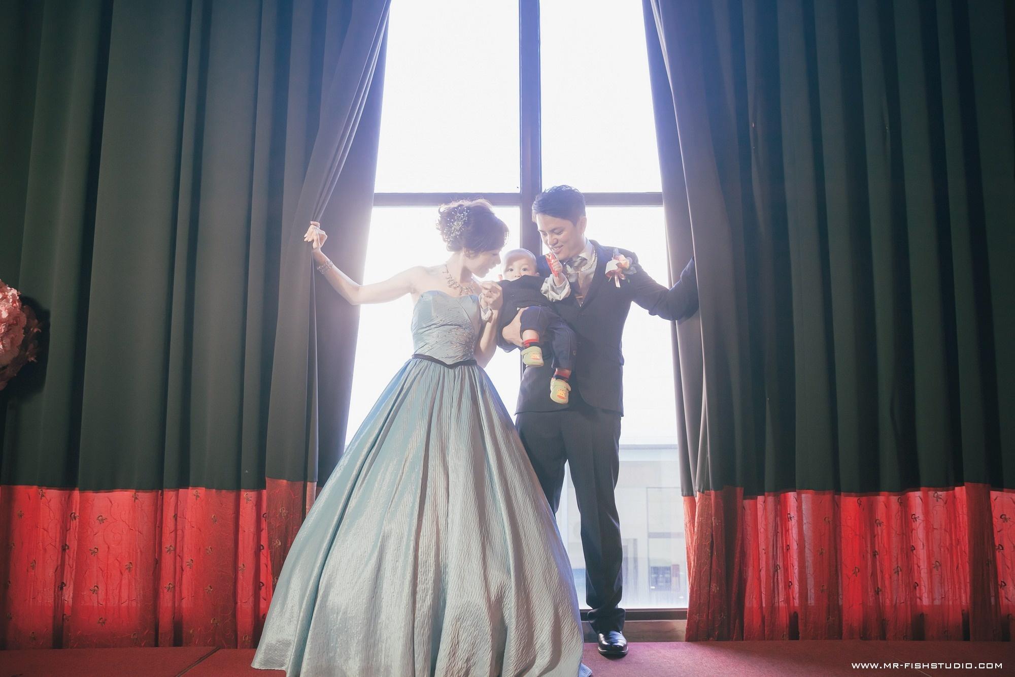 【Wedding】尉珊+忠翰