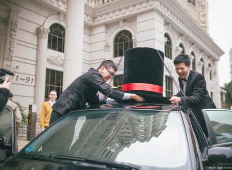 【婚禮大小事】創意禮車