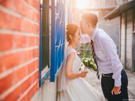 【Wedding】上芳+植筠