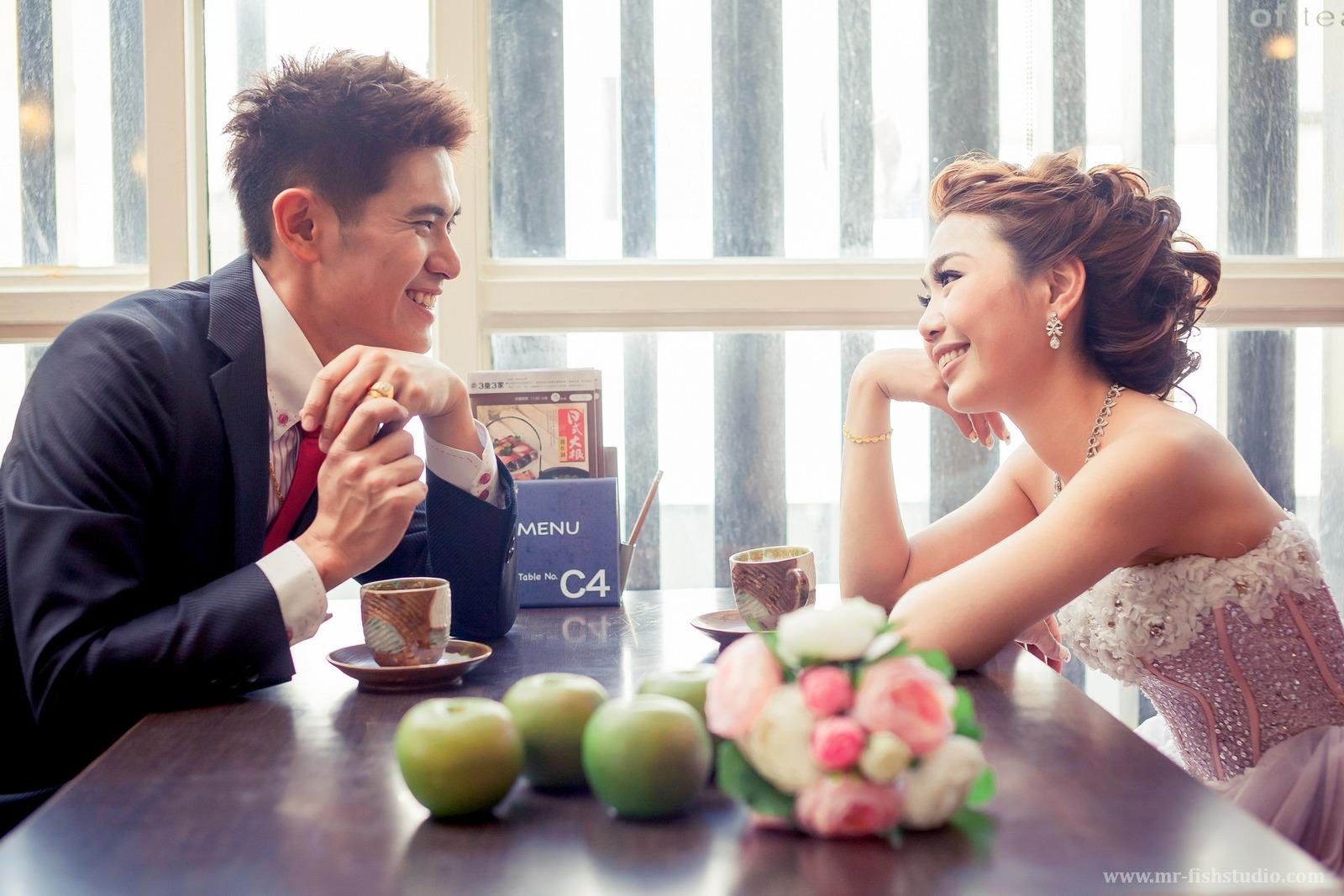 【Wedding】嘉芳+偉倫文定精選