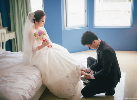 【Wedding】長宇+吟蓉