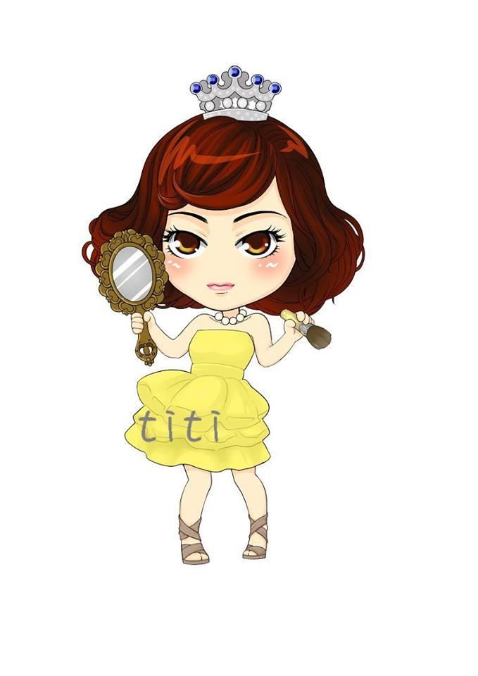 titi新娘秘書/整體造型/噴槍彩妝