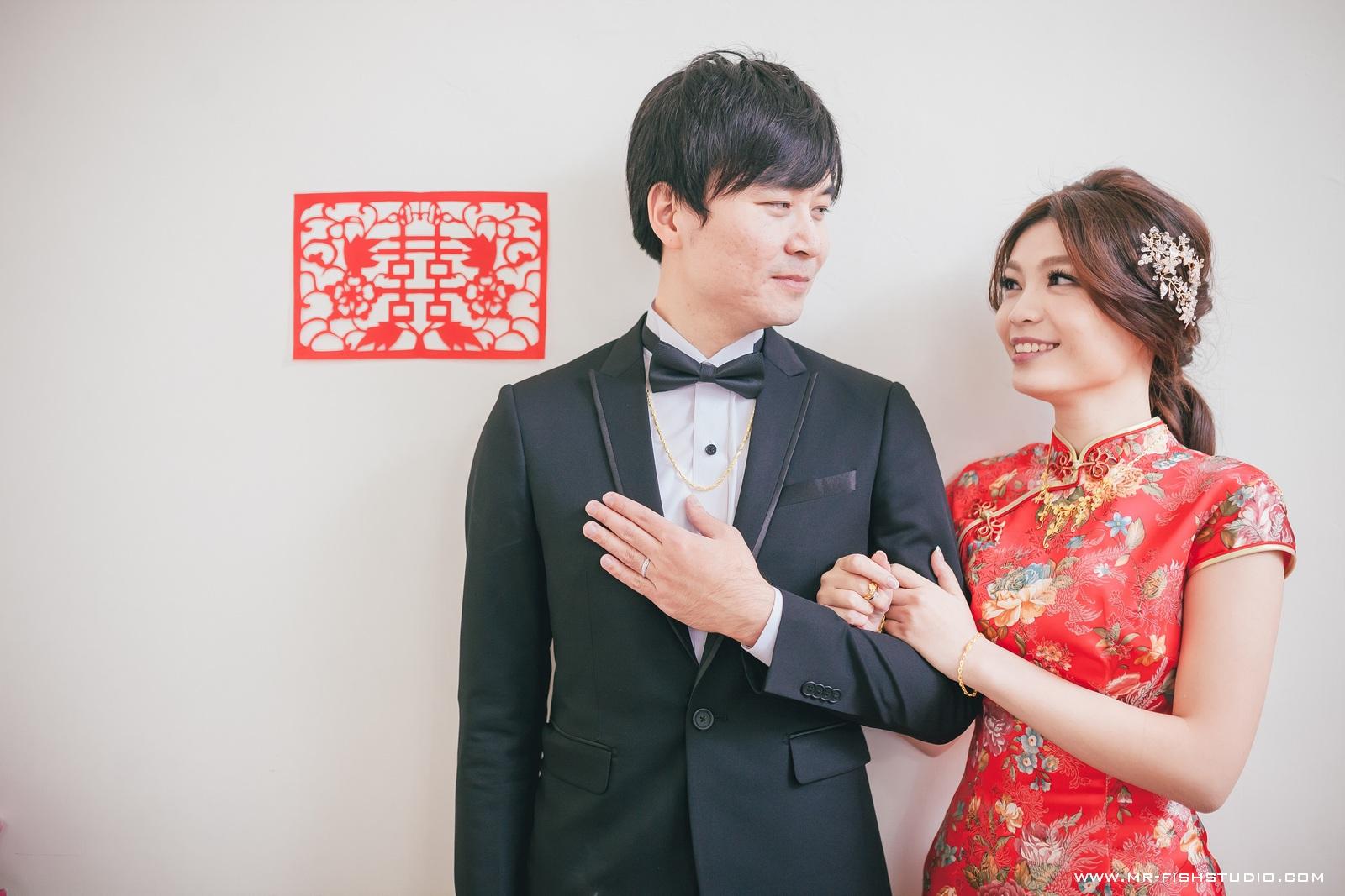 【Wedding】YAN+CING