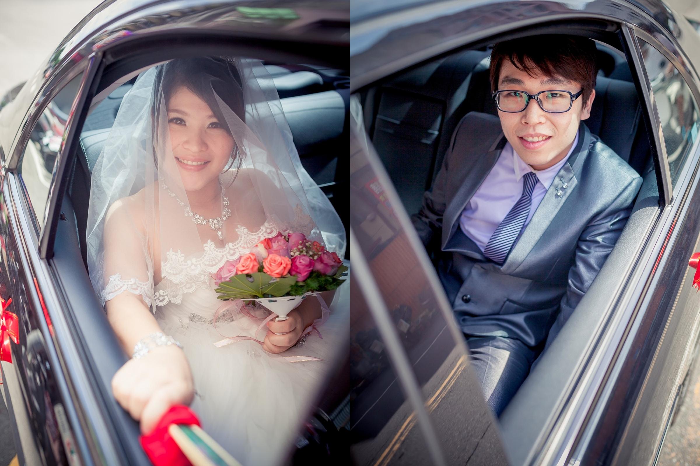 【Wedding】寬敏+藝綺