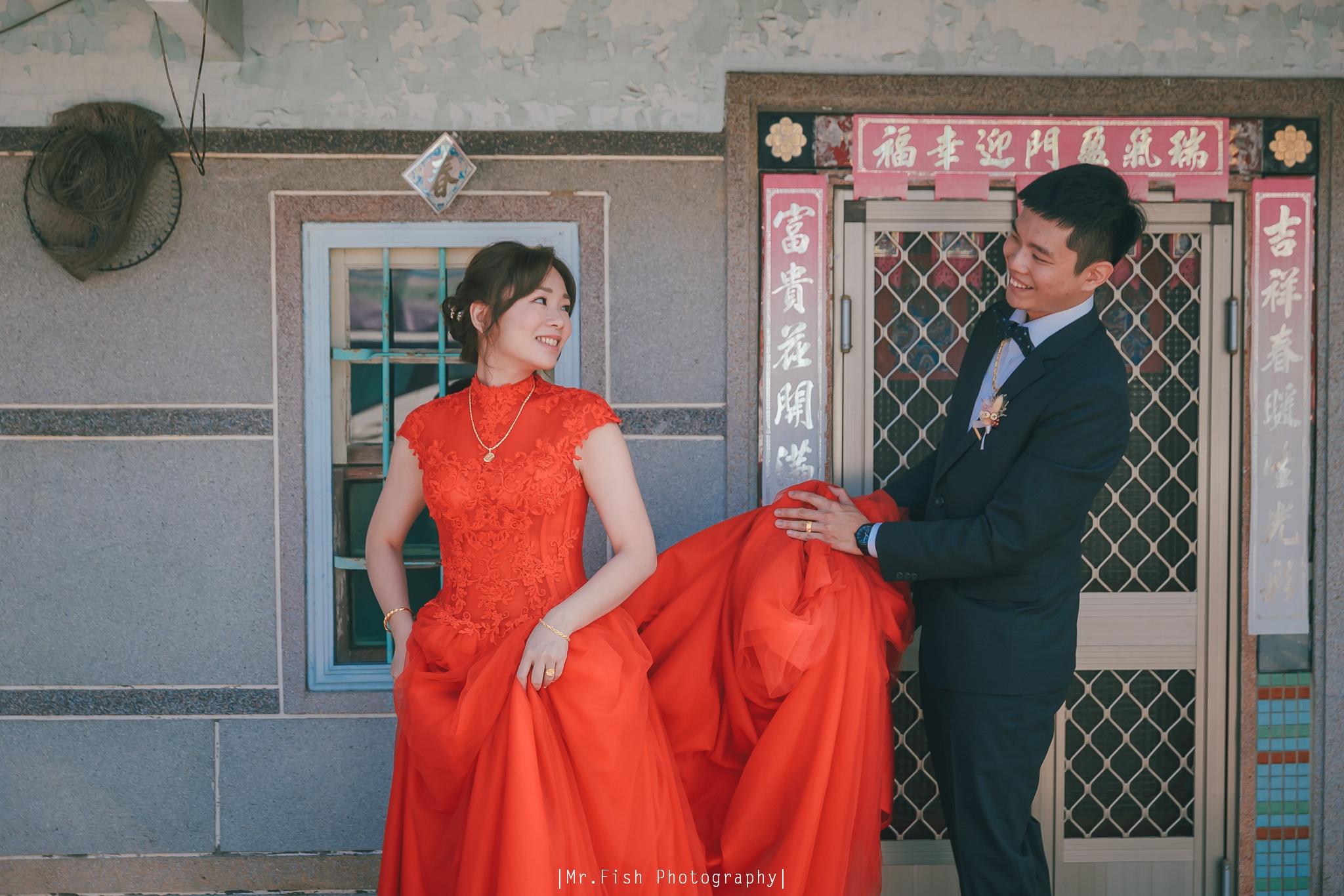 Wedding│Ming & Purple
