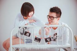 【孕媽咪寫真】昕璇+漢崴