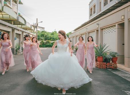 【Wedding】YaBi & EO