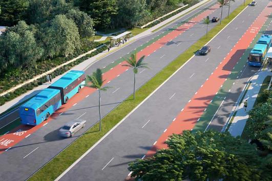 Bus Corridor