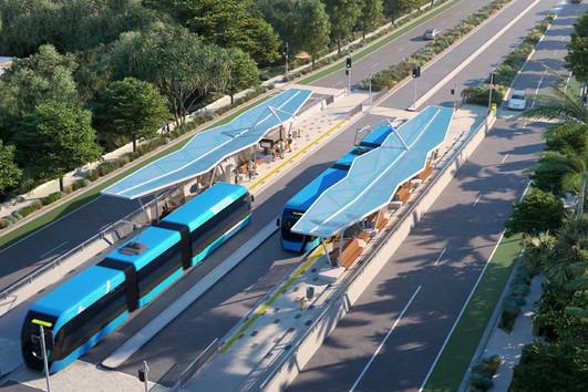 Rapid Bus Tranist