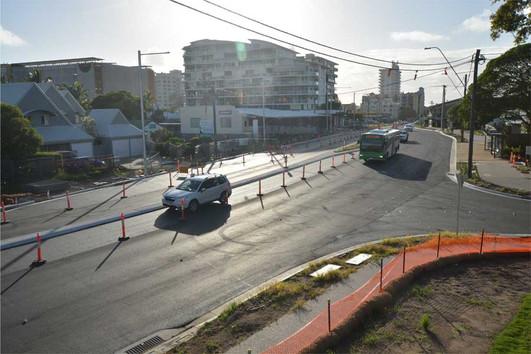 Road network upgrades