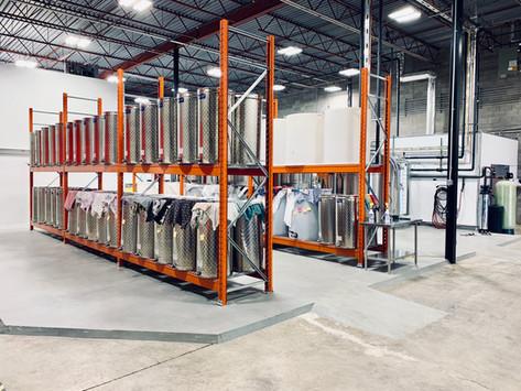 True Buch - Warehouse Pallet Racking, Calgary AB