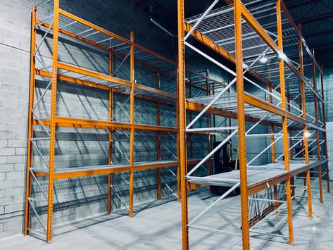 Husqvarna Construction Products - New Warehouse Calgary, AB