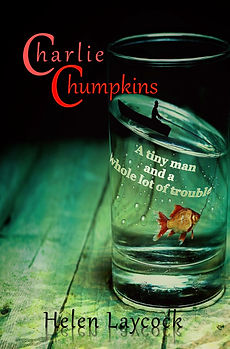 Mr Charlie Chumpkins and The Further Mishaps of Charlie Chumpkins by Helen Laycock
