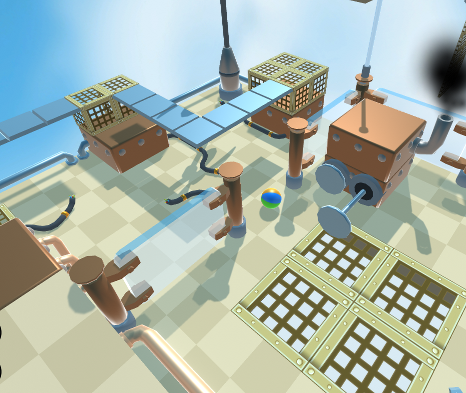 Mekanika's steampunk-inspired stages will add a whole variety of new hazards and obstacles to overcome!