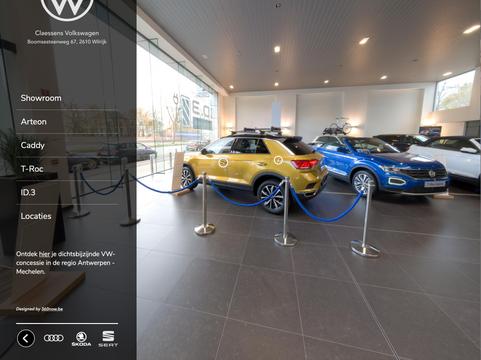 Volkswagen - Wilrijk