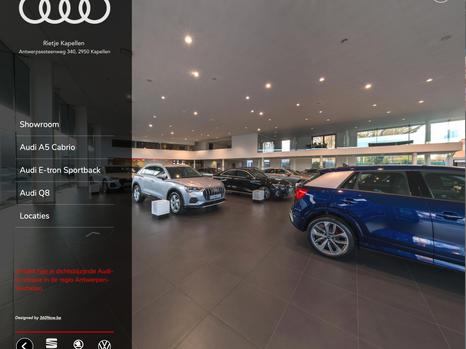 Audi - Kapellen