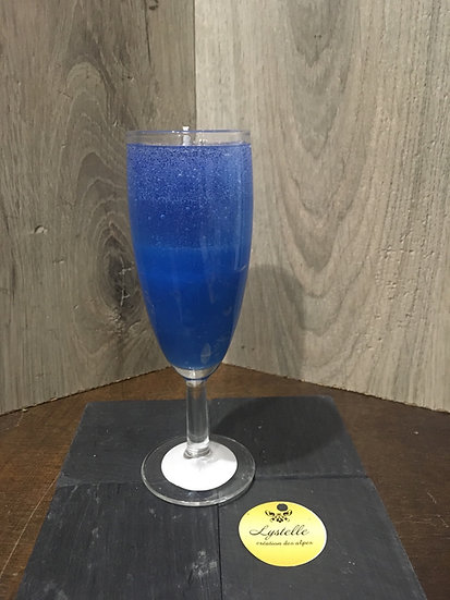 Flûte bleue