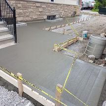 Concrete Sidewalk Toronto