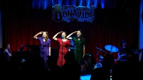 Club Bonafide Debut