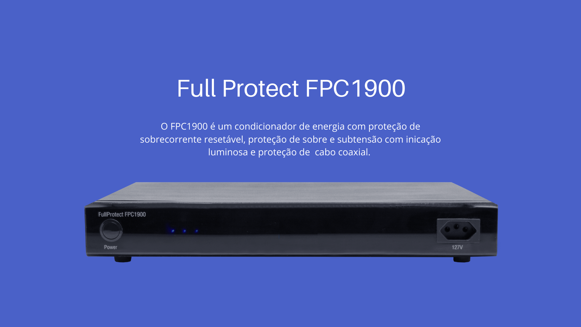 Full Protect FPC1900
