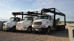 3 Trucks Ready To Go
