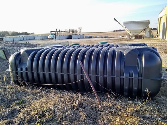 Roth Plastic Tank