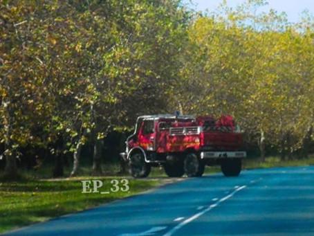 536 interventions ont été réalisées suite à la  tempête Amelie par près de 500 sapeurs-pompiers !