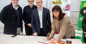 Entre Gironde et Lot-et-Garonne, un partenariat qui porte ses fruits !