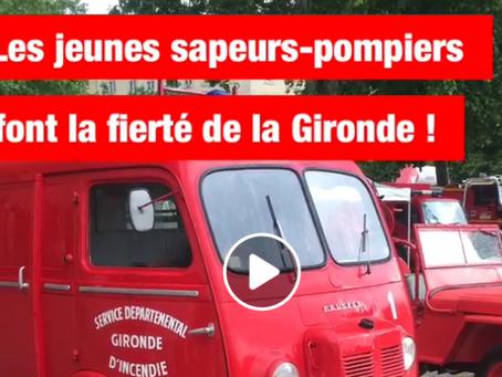 La jeunesse de France ne s'engagerait plus ? Les jeunes sapeurs-pompiers démontrent le contraire !