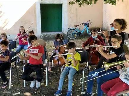 Cap'Orn : un enfant, un instrument !