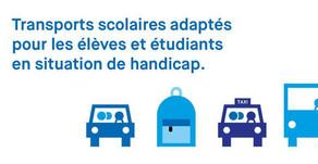 Le Département mobilisé pour les élèves et étudiant.e.s !