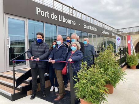 Libourne … ou comment renouer avec son identité portuaire !
